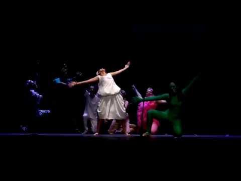 A princesa e o sapo - Cavando mais fundo - Lalu Live 5