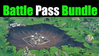 Fortnite Battle Royale Season 4 Battle Pass Bundle Opening