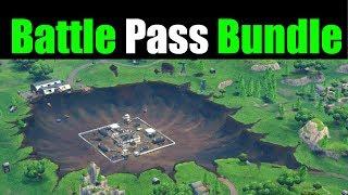 Fortnite Battle Royale Season 4 Battle Pass Bundle Opening