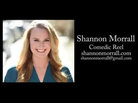 Shannon Morrall Comedic Reel