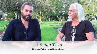 Highden Temple Talks - Bruce Lyon on love, sex and relationship.