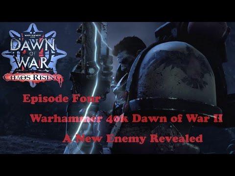 Warhammer Dawn of War II Episode Four A New Enemy Revealed |