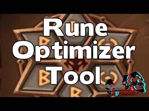Summoners war - How to optimize your runes [Easybizy Tool]