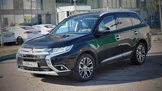 Сергей Асланян: Тест-драйв Mitsubishi Outlander III
