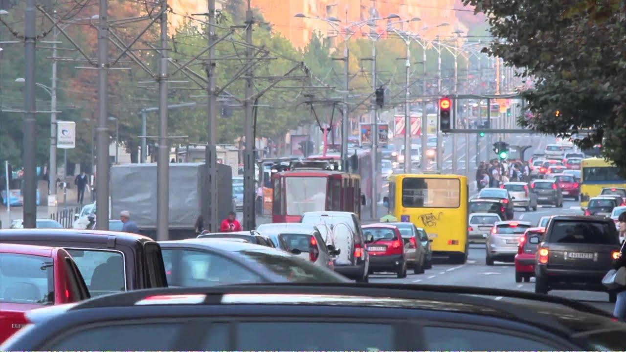Beograd Belgrade Bulevar Kralja Aleksandra Bulevar