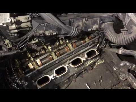 Капитальный ремонт двигателя BMW E39 V8 M62