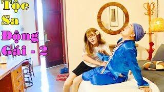 Anh Tọc và Động Gái Full HD | Phim Hài Mới Hay Nhất 2018