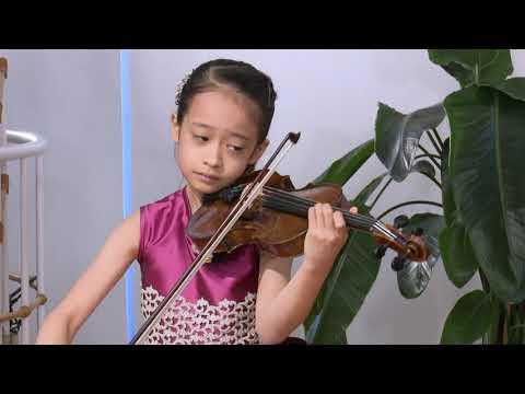 "Aspen Online Concert ""Save The Young Artists®"" Himari Yoshimura violin  吉村妃鞠"
