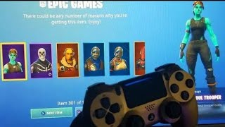 *BUG* How to GET ALL FORTNITE SKINS FOR FREE! [EXCLUSIVE SKINS]