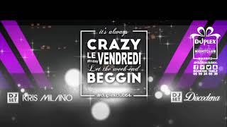 Decembre 2017 Duplex Nightclub Biarritz