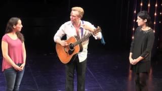 Disaster! Curtain Call: Adam Pascal sings