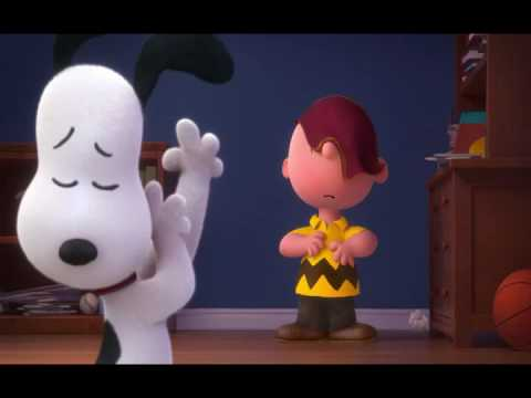 Charlie Brown - Practica de baile