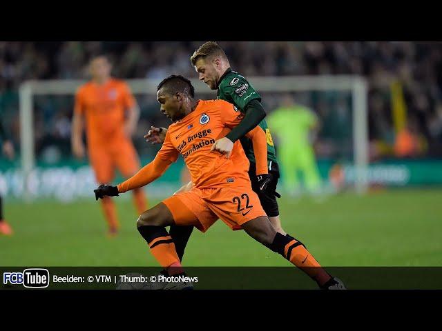 2014-2015 - Jupiler Pro League - 23. Cercle Brugge - Club Brugge 0-3
