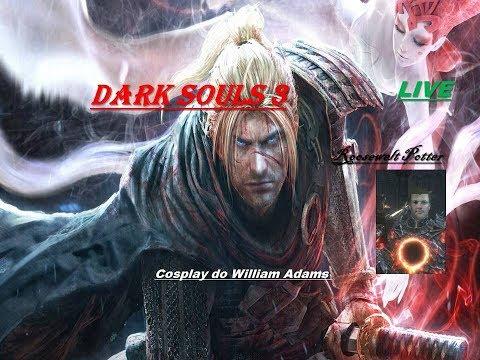 Dark Souls 3 Cosplay do William Adams do Nioh.P02