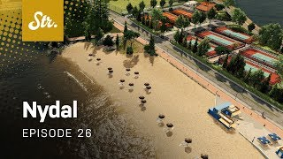 Sports Club — Cities Skylines: Nydal — EP 26