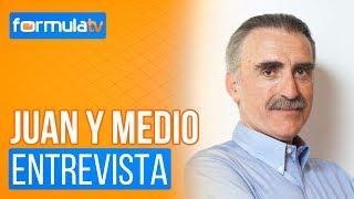 Juan y Medio responde a la polémica de la falda de Eva Ruiz por primera vez