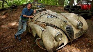Million Dollar Car Graveyard