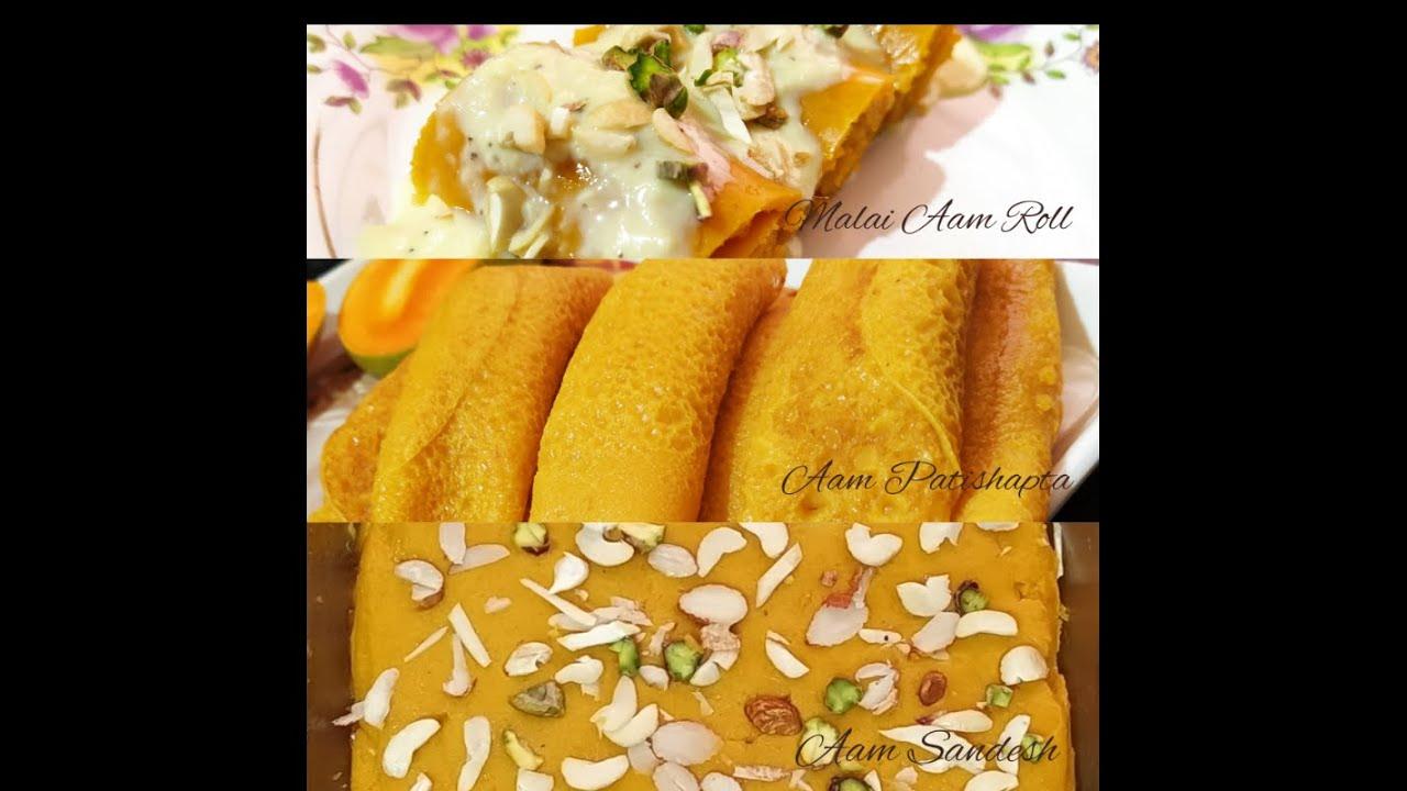 3 Delicious Mango Sweet Recipes