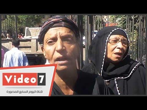 اليوم السابع : بائعون بعد حريق الترجمان: