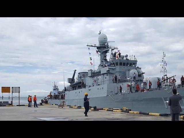 Cuối tháng 10, Việt Nam sẽ có thêm tàu hộ vệ săn ngầm mới?