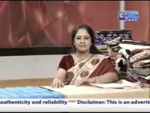 Srii Boutique programme on CTVN Channel (17.07.2016)