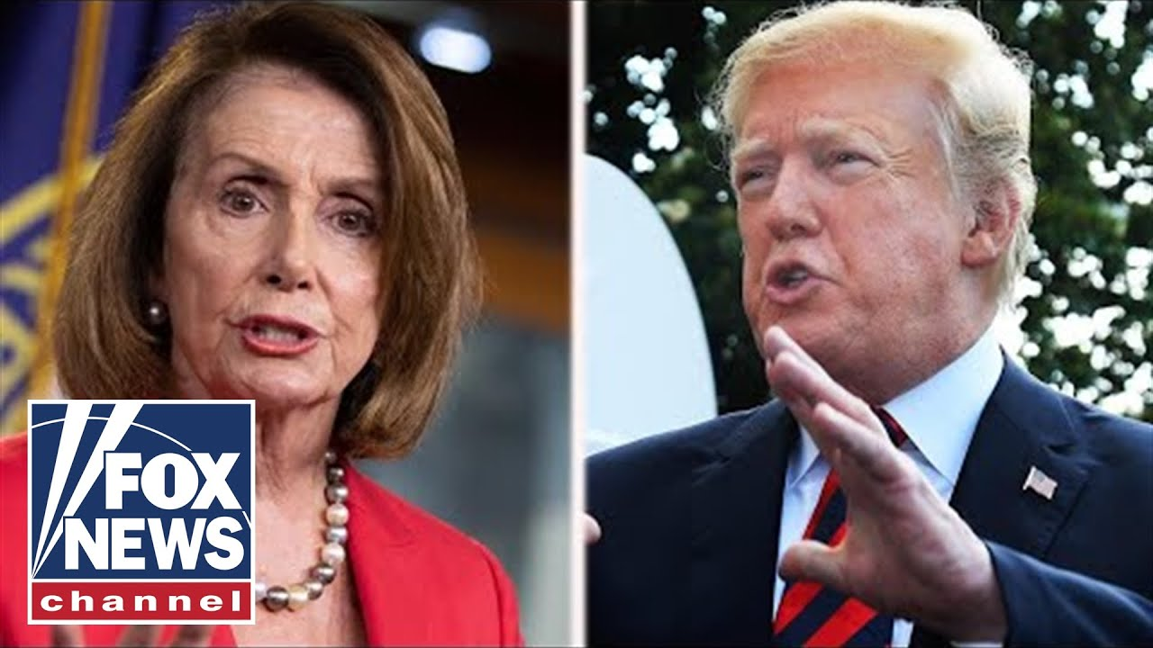 Trump cancels plans, Pelosi vacations as shutdown goes on