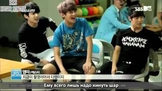 BTS Король рейтинга Rookie King Ep5 rus sub