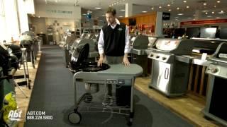 Weber 22.5-inch Performer Platinum Charcoal Grill : Weber...