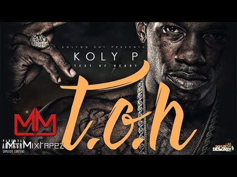 Koly P - T.O.H. (Test Of Heart) [My Mixtapez Exclusive]