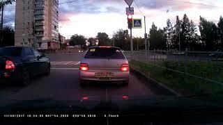 Буксировка Авто, если нет троса. Нижний Тагил :-)