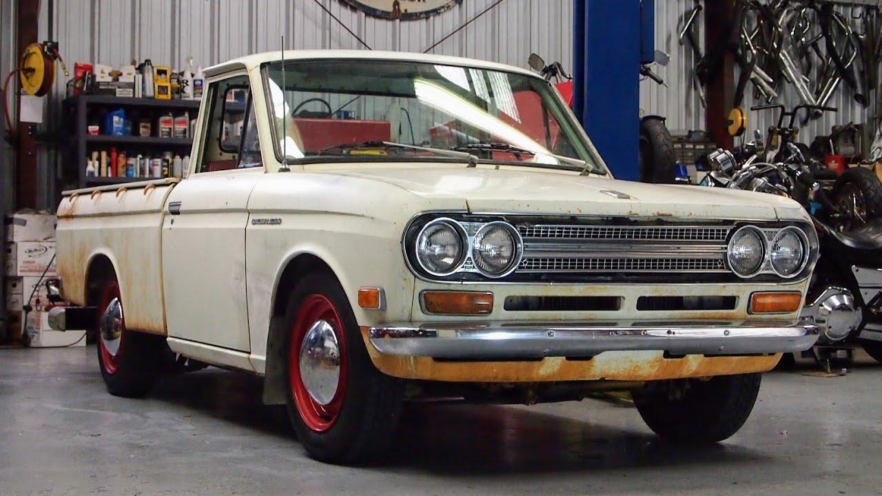 1971 Datsun 521 Pick Up