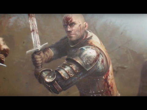 Gwent: The Witcher Card Game Official Gameplay Trailer