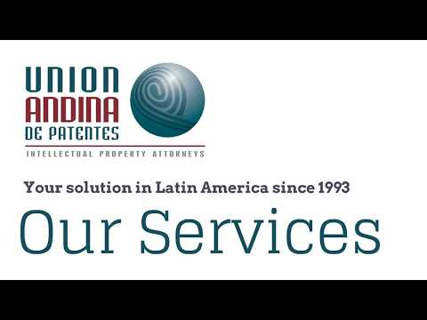 Latin America Trademark & Patent Registration / Our Services