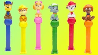Best Learning Colors Video for Children with Crayons Paw Patrol Family Nursery Rhymes Body Paint