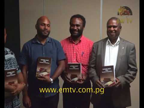 Papua New Guinea Lawyer Launches Book Based on Experience in the Supreme Court