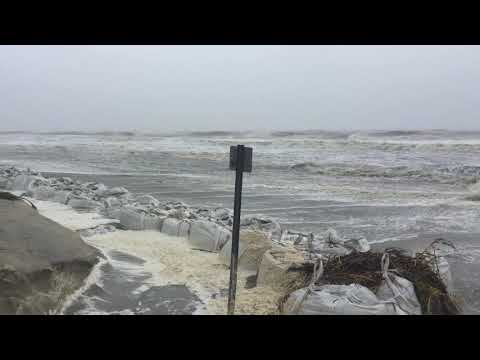 Hurricane Irma at Isle of Palms