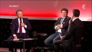 Laurent Gerra met mal à l'aise Drucker & Bruel lors de l'imitation de Fabrice Luchini LGS