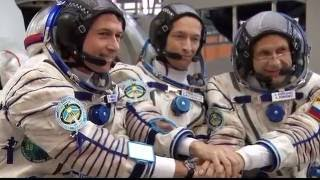 Next ISS Crew Trains for Upcoming Launch to the Station