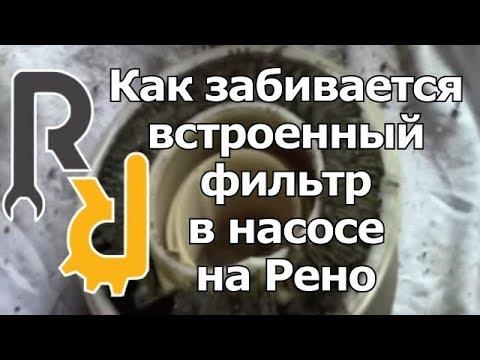 Фильтр салона РЕНО ФЛЮЕНС