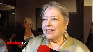 "Kathy Bates on ""Bearded Woman"" 