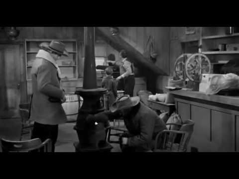 Day Of The Outlaw 1959 - Public Domain Film Noir