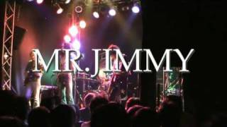 MR.JIMMY LIVE at Oosaka Japan / December 5, 2009