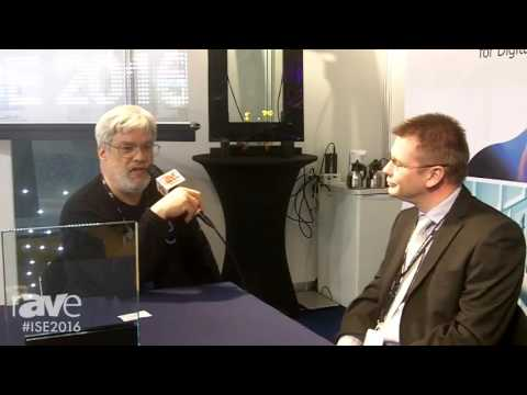 ISE 2016: Joel Rollins Speaks with Dr. Kevin Sanderson of NSG Group