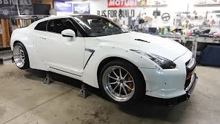 The GTR Is Back For A Ton Of Upgrades!