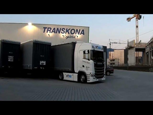 A kamionos 1 napja szopóroller 2