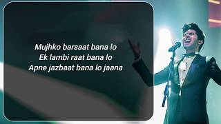 ARMAAN MALIK | Mujhko Barsaat Bana Lo | Junooniyat | Pulkit Samrat, Yami Gautam | T-Series