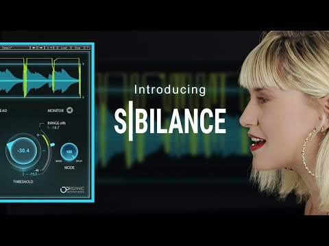 Introducing the Waves Sibilance Plugin – FREE this Black Friday