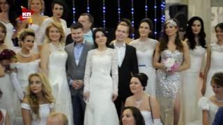 В Москве прошёл парад невест