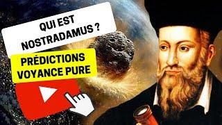 #185 Qui est Nostradamus ? -  Bruno Voyant Voyance Médium Prophète Astrologue Astrologie Prédictions