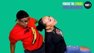 Evvie McKinney Sings Whitney Houston, Beyonce, and Mary J. Blige | FINISH THE LYRICS CHALLENGE!